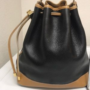 Celine bucket shoulder bag